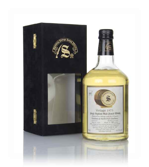 North Port 24 Year Old 1975 (cask 2094) - Signatory