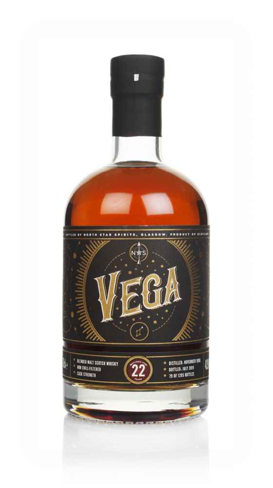Vega 22 Year Old 1996 - North Star Spirits