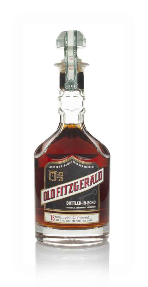 Old Fitzgerald 15 Year Old Bottled-in-Bond