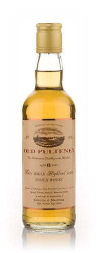 Old Pulteney 8 Year Old 35cl (Gordon & MacPhail)