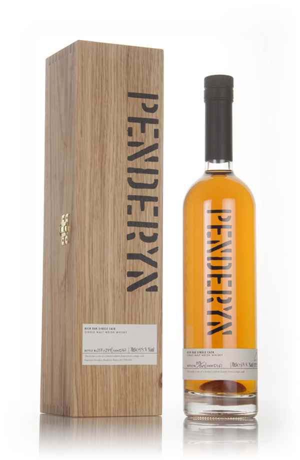 Penderyn Rich Oak Single Cask (cask D161)