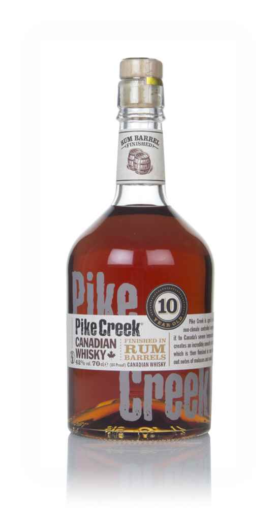 Pike Creek 10 Year Old