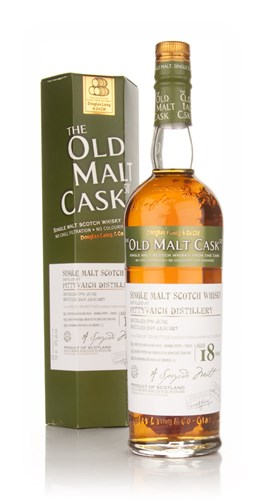 Pittyvaich 18 Year Old 1990 - Old Malt Cask (Douglas Laing)