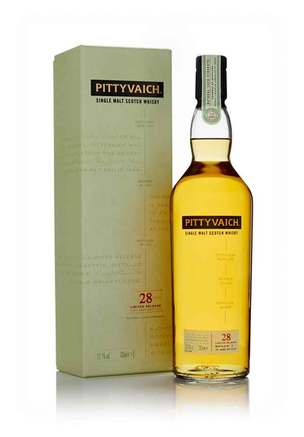 Pittyvaich 28 Year Old (Special Release 2018)