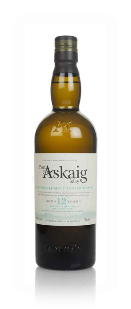 Port Askaig 12 Year Old - Spring 2020 Edition