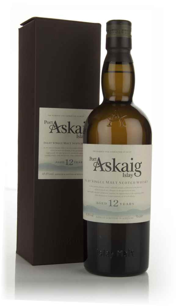 Port Askaig 12 Year Old