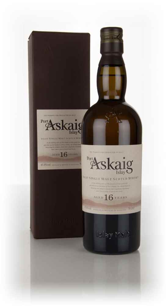 Port Askaig 16 Year Old
