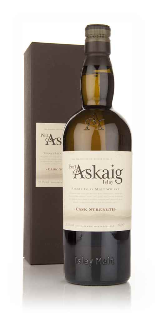 Port Askaig Cask Strength