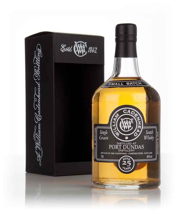 Port Dundas 25 Year Old - Small Batch (WM Cadenhead)