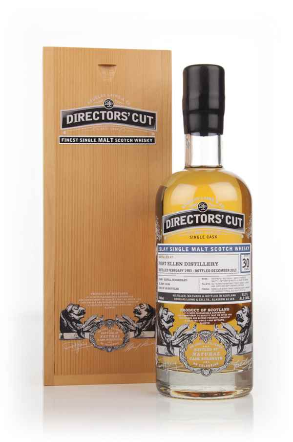 Port Ellen 30 Year Old 1983 (cask 10124) - Directors' Cut (Douglas Laing)