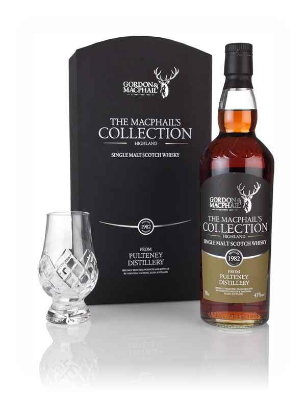 Pulteney 1982 (bottled 2015) - The MacPhail's Collection (Gordon & MacPhail)