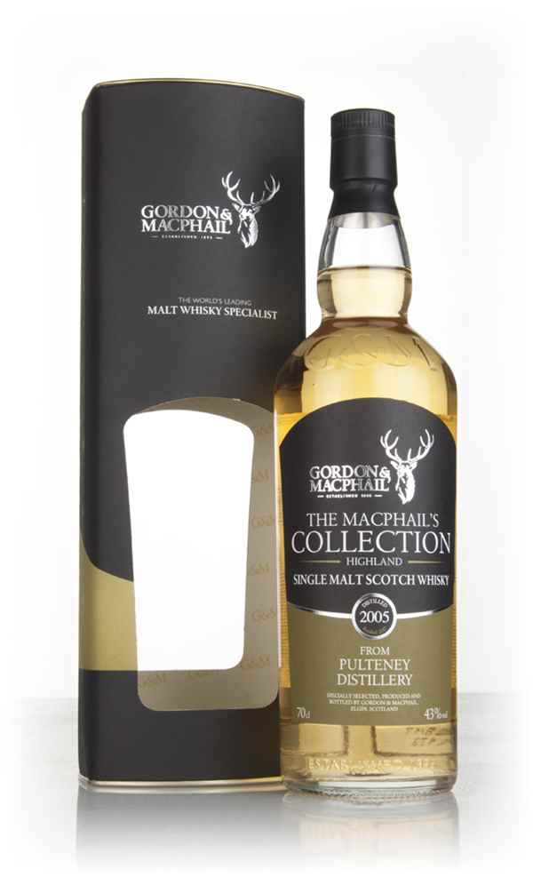 Pulteney 2005 (bottled 2017) - The MacPhail's Collection (Gordon & MacPhail)