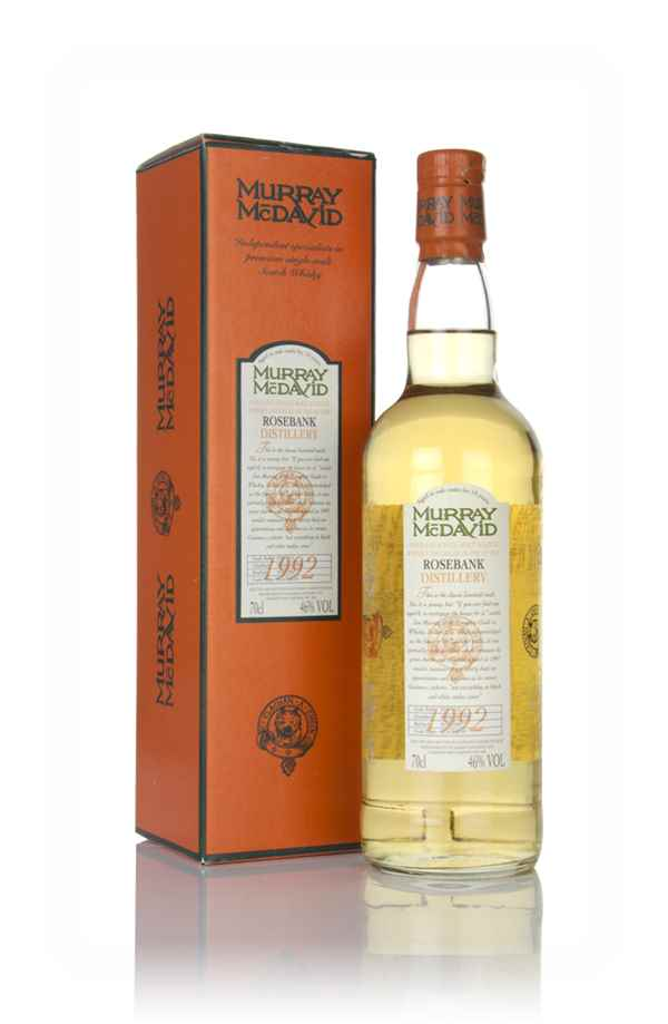 Rosebank 10 Year Old 1992 (cask 1413) - Murray McDavid