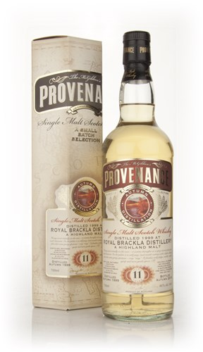 Royal Brackla 11 Year Old 1999 - Provenance (Douglas Laing)
