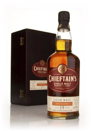 The Cigar Malt 15 Year Old - Chieftain's Choice (Ian MacLeod)
