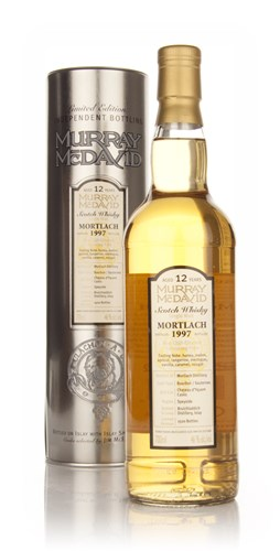 Mortlach 12 Year Old 1997 (Murray McDavid)