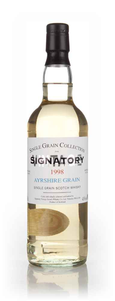 Ayrshire 16 Year Old 1998 - Single Grain Collection (Signatory)