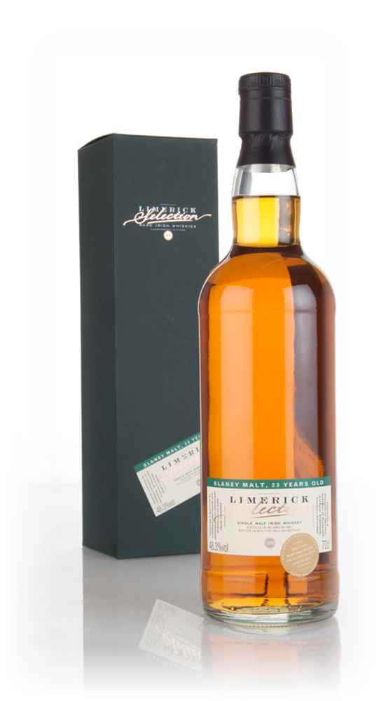 Limerick Slaney 1991 23 Year Old (cask 10694) (Adelphi)