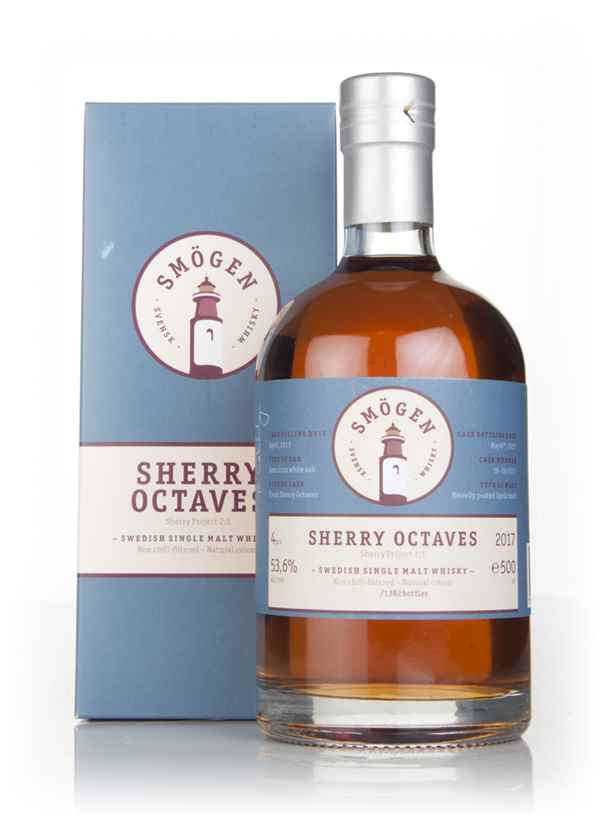 Smögen 4 Year Old 2013 Sherry Project 2:1