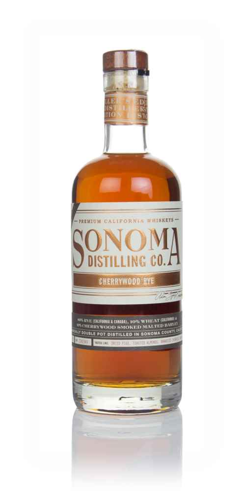 Sonoma Distilling Co. Cherrywood Rye