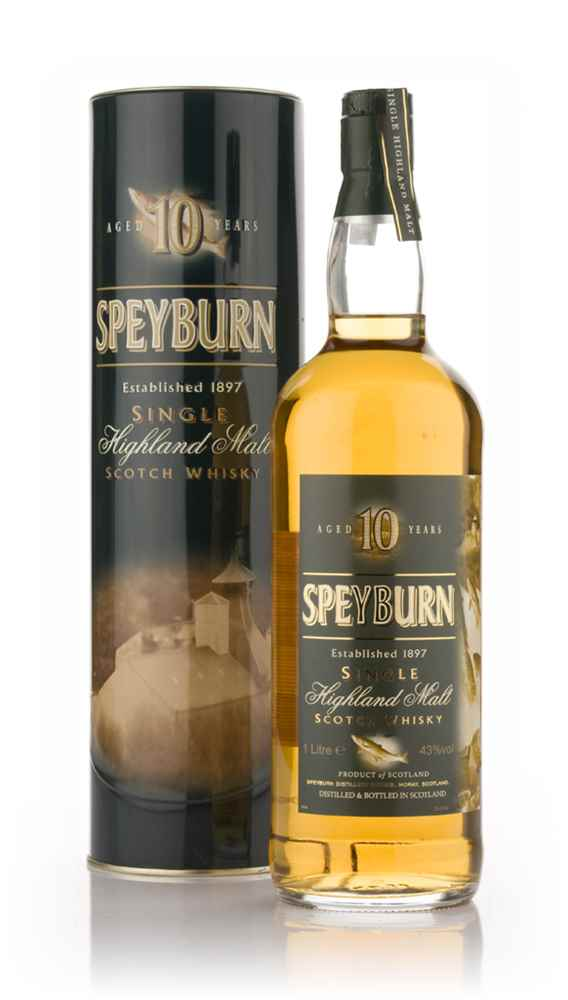 Speyburn 10 Year Old 1l