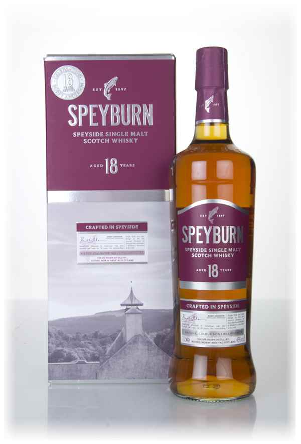 Speyburn 18 Year Old