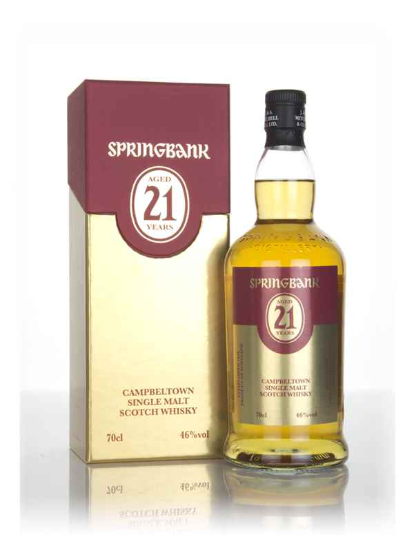 Springbank 21 Year Old 1993 - Open Day 2015