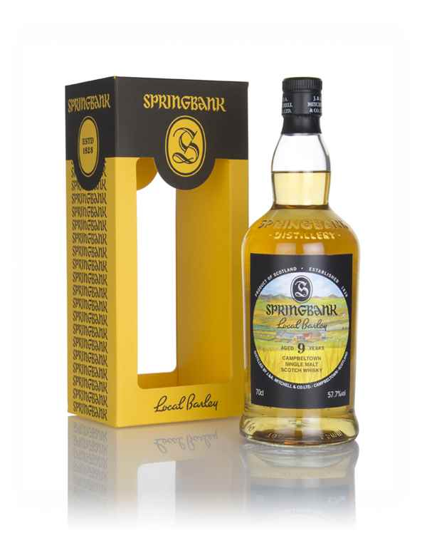 Springbank 9 Year Old Local Barley