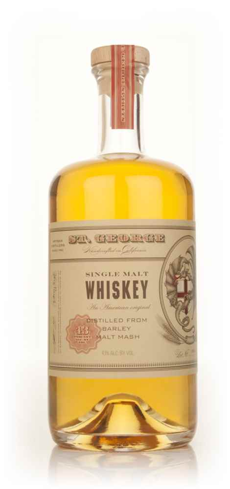 St. George Single Malt Whiskey (Lot 12)