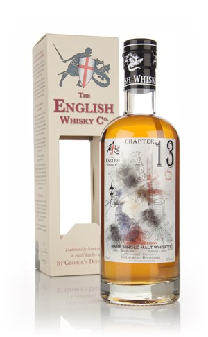English Whisky Co. Chapter 13 - St George's Day Edition