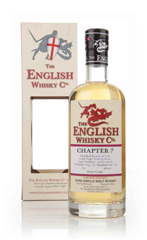 English Whisky Co. Chapter 7