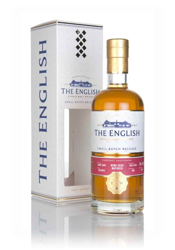 The English - Cabernet Sauvignon Cask