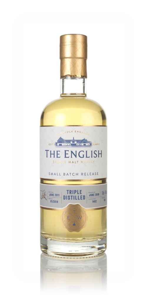 The English - Triple Distilled