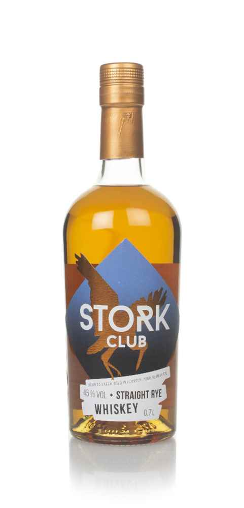 Stork Club Straight Rye Whiskey