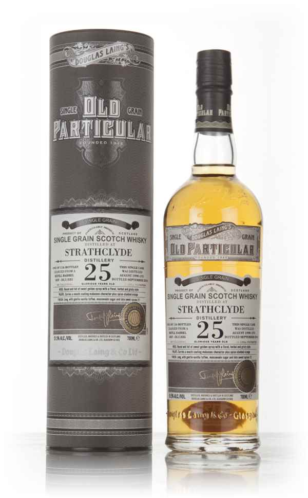 Strathclyde 25 Year Old 1990 (cask 11335) - Old Particular (Douglas Laing)