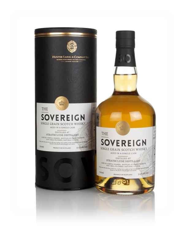Strathclyde 28 Year Old 1990 (cask 15804) - The Sovereign (Hunter Laing)