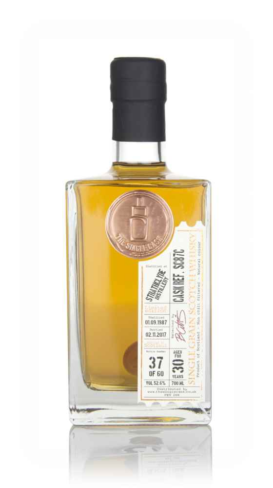 Strathclyde 30 Year Old 1987 (cask SC87C) - The Single Cask