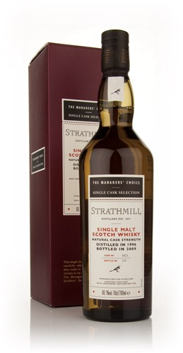 Strathmill 1996 - Managers Choice