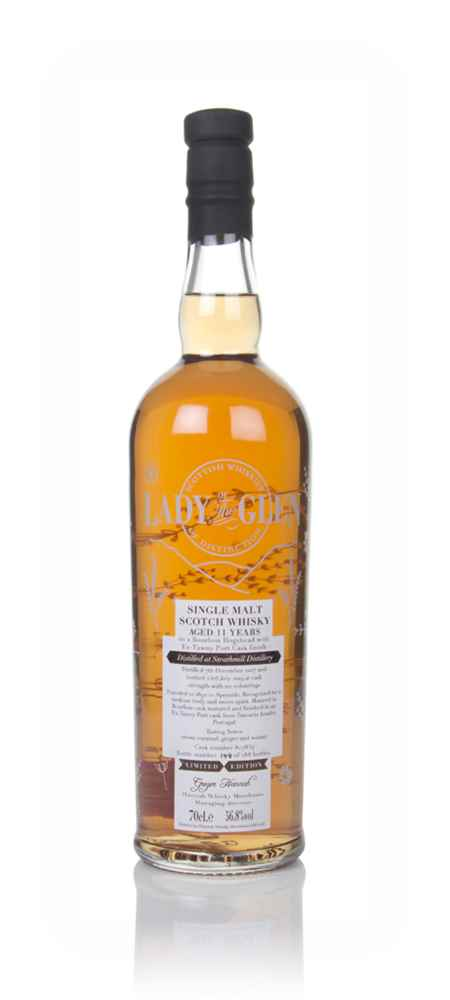 Strathmill 11 Year Old 2007 (cask 807834) - Lady of the Glen (Hannah Whisky Merchants)