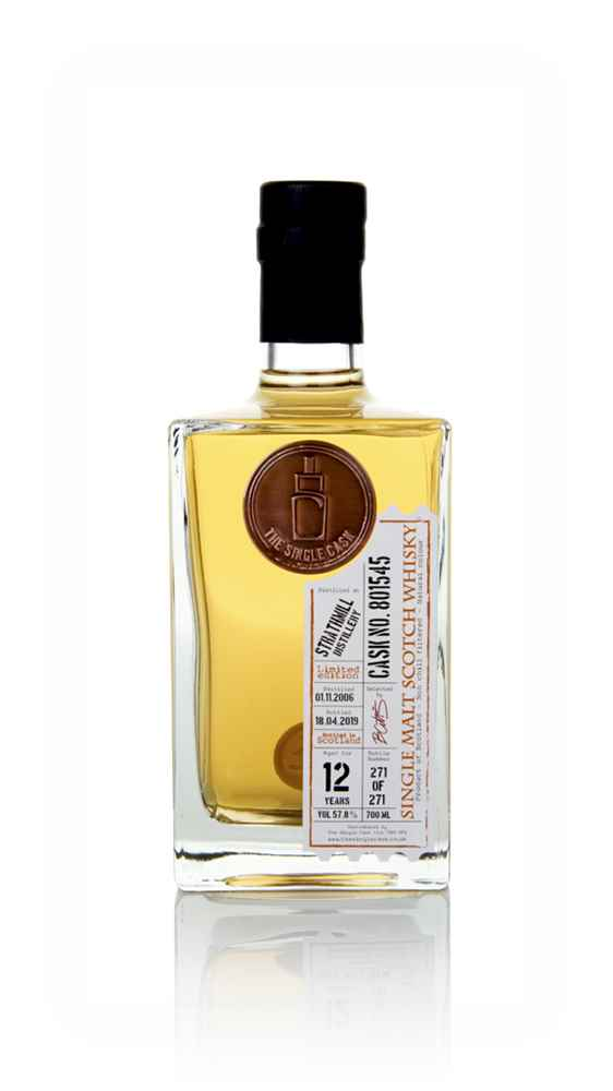 Strathmill 12 Year Old 2006 (cask 801545) - The Single Cask