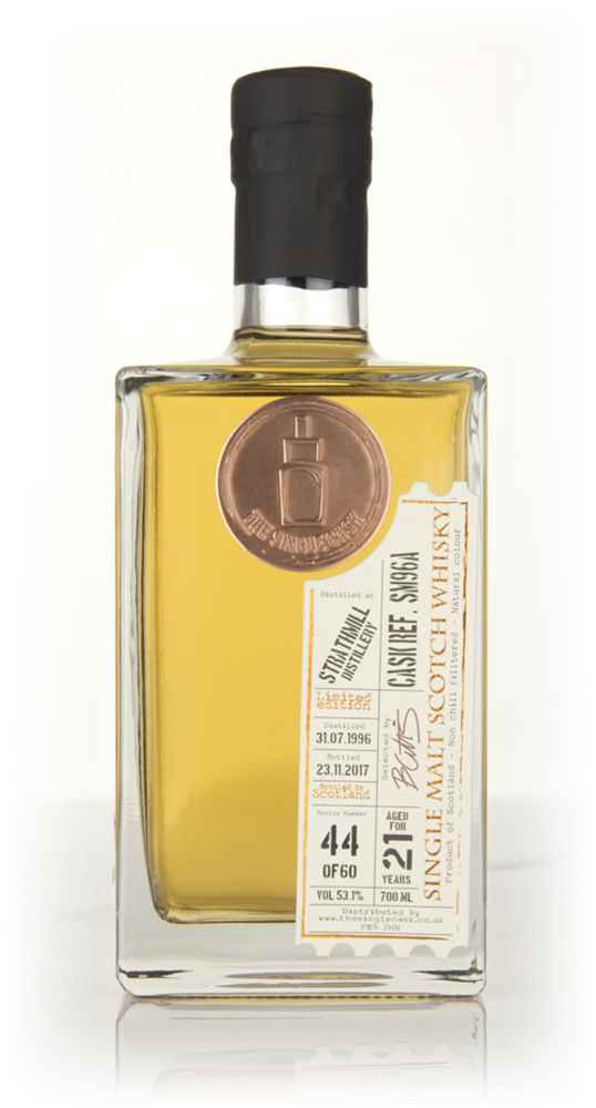 Strathmill 21 Year Old 1996 (cask SM96A) - The Single Cask