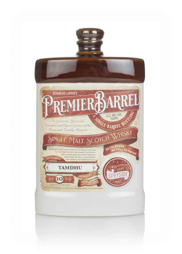 Tamdhu 10 Year Old - Premier Barrel (Douglas Laing)