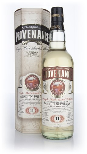 Tamdhu 11 Year Old 2000 (cask 8825) - Provenance (Douglas Laing)