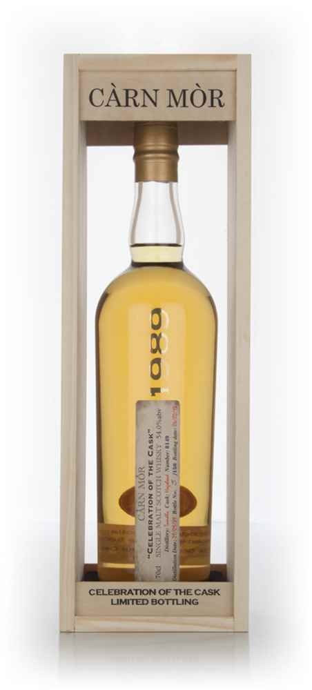 Tamdhu 23 Year Old 1989 (cask 8149) - Celebration of the Cask (Càrn Mòr)