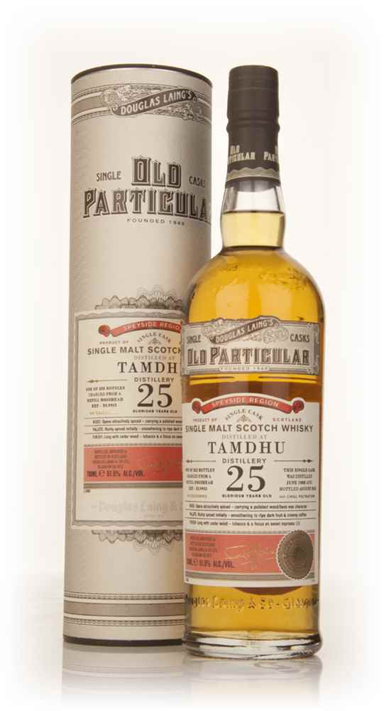 Tamdhu 25 Year Old 1988 (cask 9955) - Old Particular (Douglas Laing)