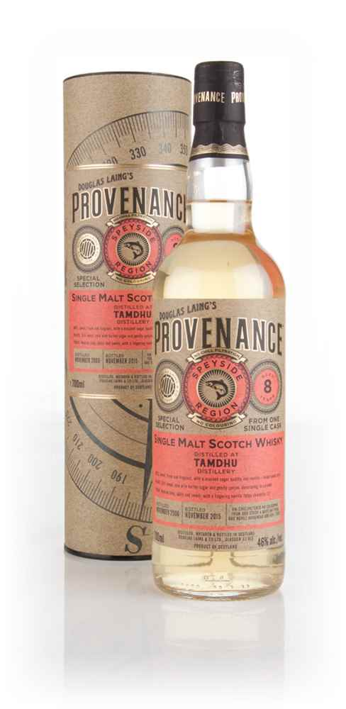 Tamdhu 8 Year Old 2006 (cask 11002) - Provenance (Douglas Laing)