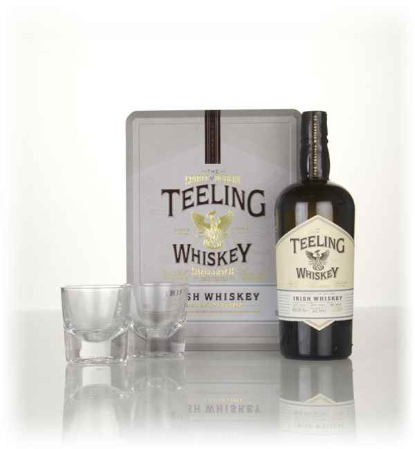 Teeling Small Batch Gift Pack with 2x Glasses