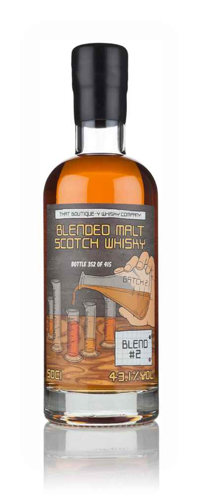Blended Malt #2 - Batch 2 (That Boutique-y Whisky Company)
