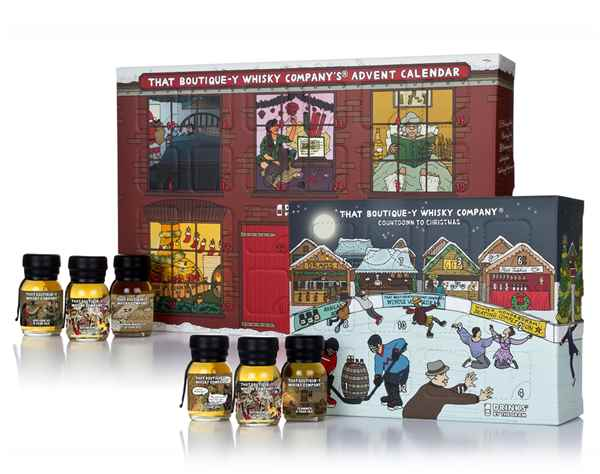That Boutique-y Whisky Advent and 12 Days Bundle