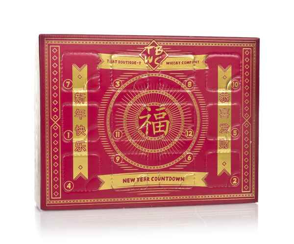 That Boutique-y Whisky Company Chinese New Year 12 Dram Gift Set